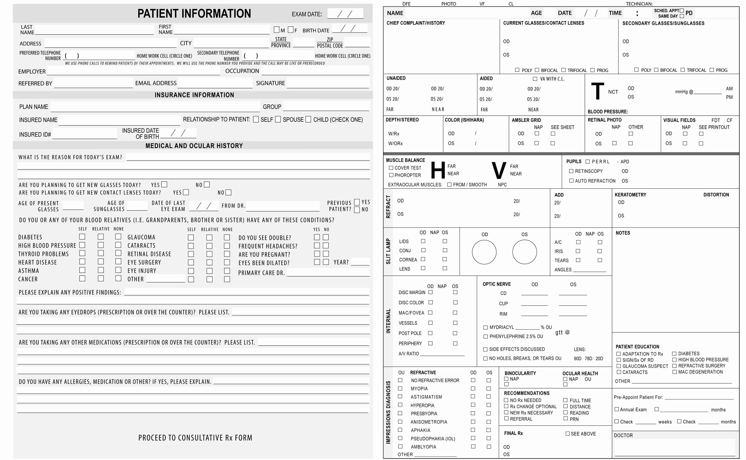 """Patient Information form Template Awesome Search Results for """"medical Examination form"""" – Calendar 2015"""