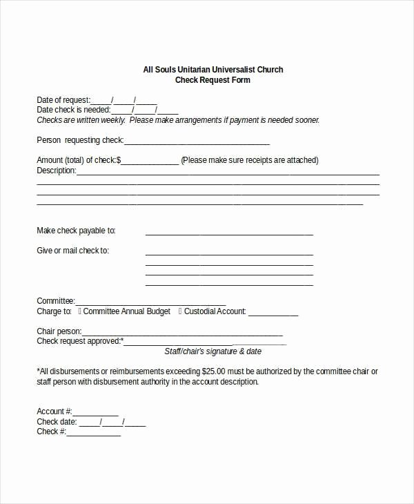 Payment Request form Template Best Of Payment Request form
