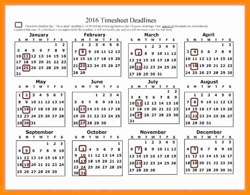 Payroll Calendar Template 2017 Elegant Semi Monthly Payroll Calendar 2017 Template Best