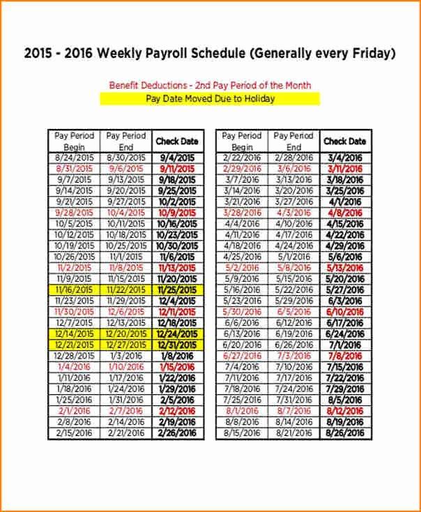 Payroll Calendar Template 2017 Fresh 11 2017 Payroll Calendar Template