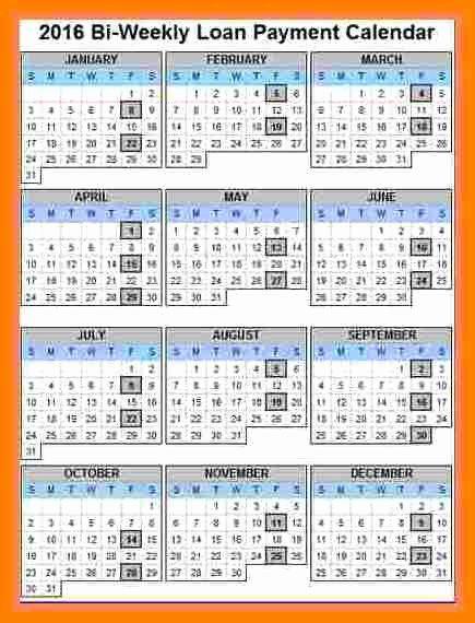 Payroll Calendar Template 2017 Unique 7 Payroll Calendar 2018 Template