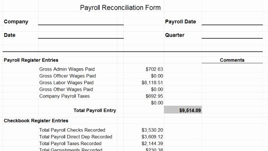 Payroll Reconciliation Excel Template Inspirational Vitalics Pricing Vitalics