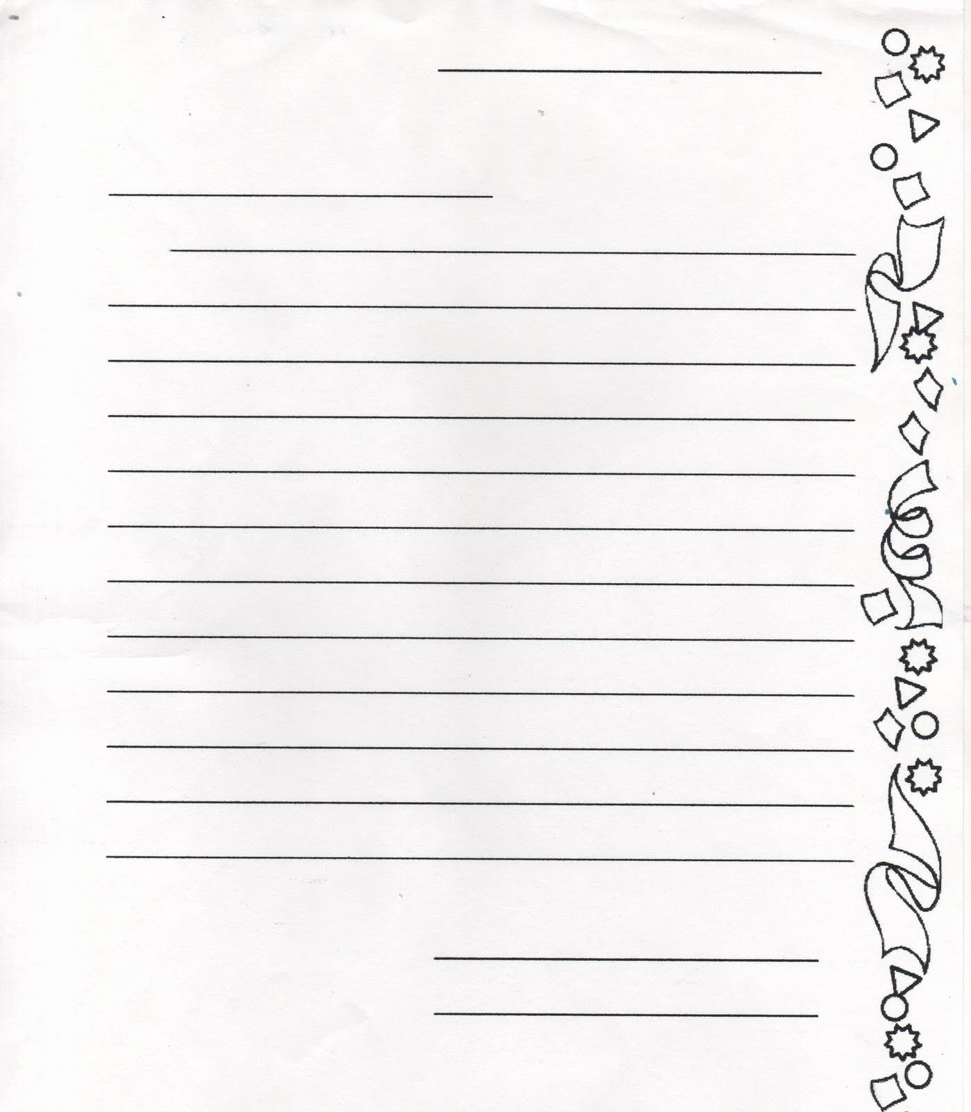 Pen Pal Letter Template Beautiful Elementary School Enrichment Activities Pen Pal Ideas