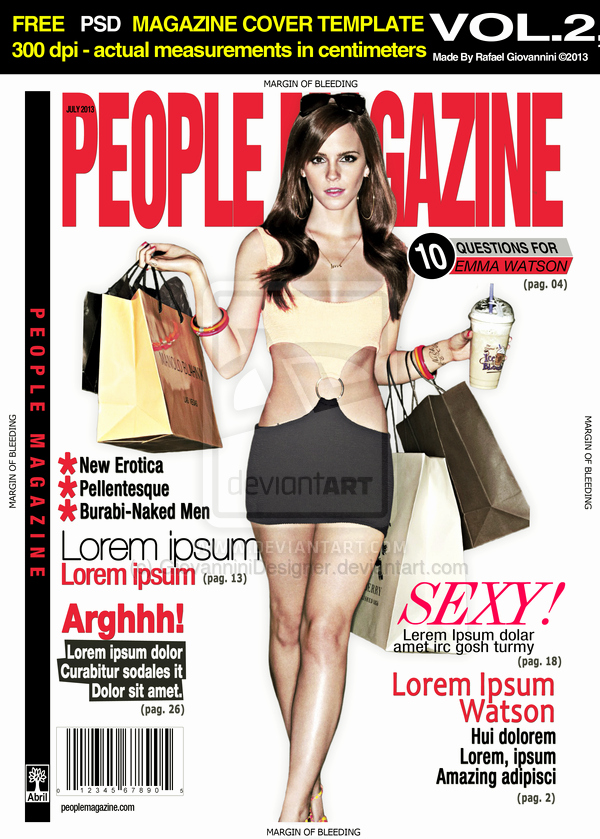 People Magazine Cover Template Unique 11 Time Magazine Cover Template Psd Time Magazine