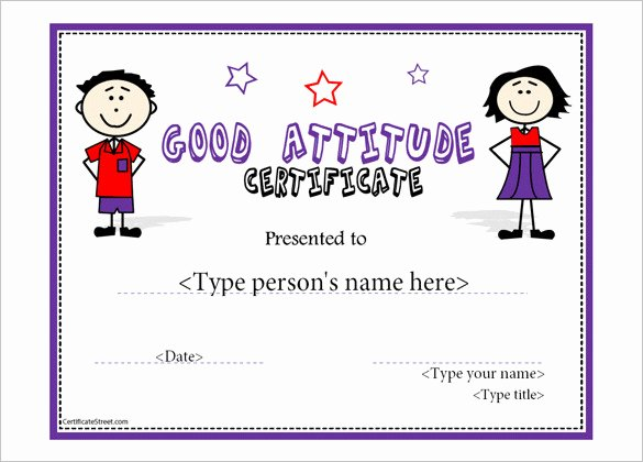 Perfect attendance Certificate Template Lovely 21 attendance Certificate Templates Doc Pdf Psd
