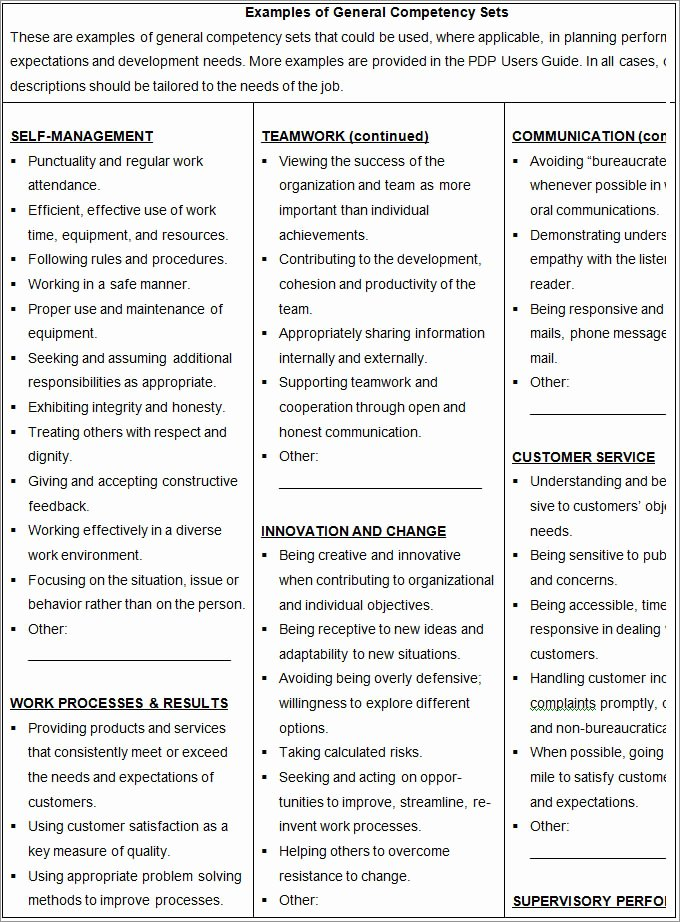 Performance Development Plan Template Beautiful 7 Best Employee Development Plan Templates Word Pdf