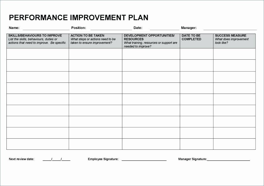 Performance Development Plan Template Elegant Personal Development Plan Template 2 7 Puter Invoice