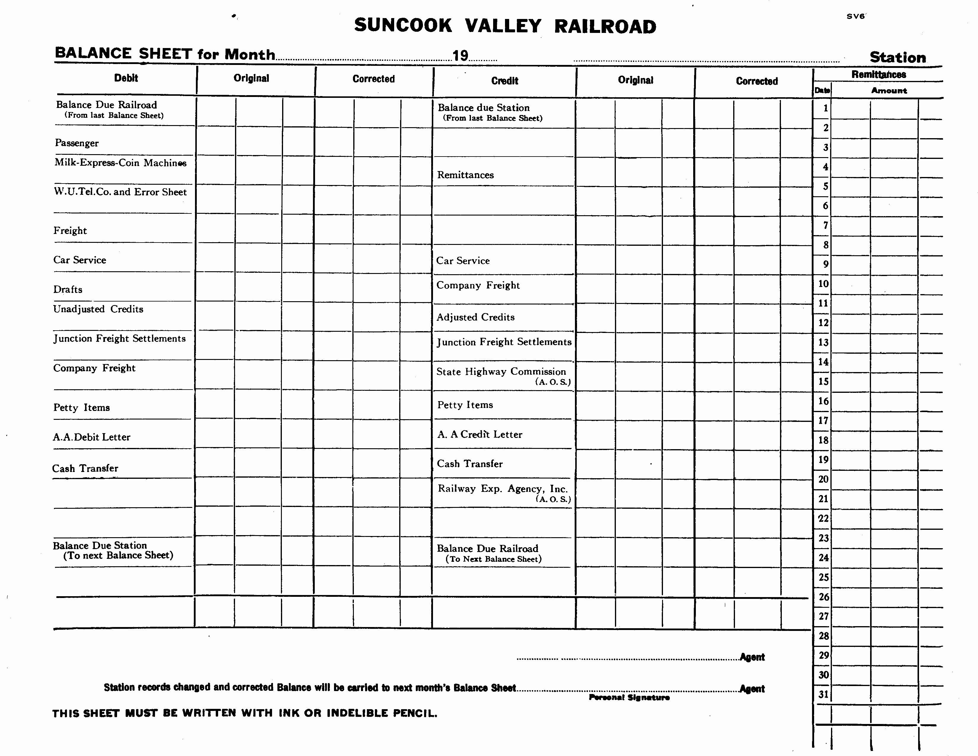 Personal Balance Sheet Template New Blank Balance Sheet Example Mughals