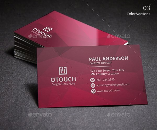 Personal Business Cards Template Best Of Business Card Template 17 Free Psd Vector Ai format
