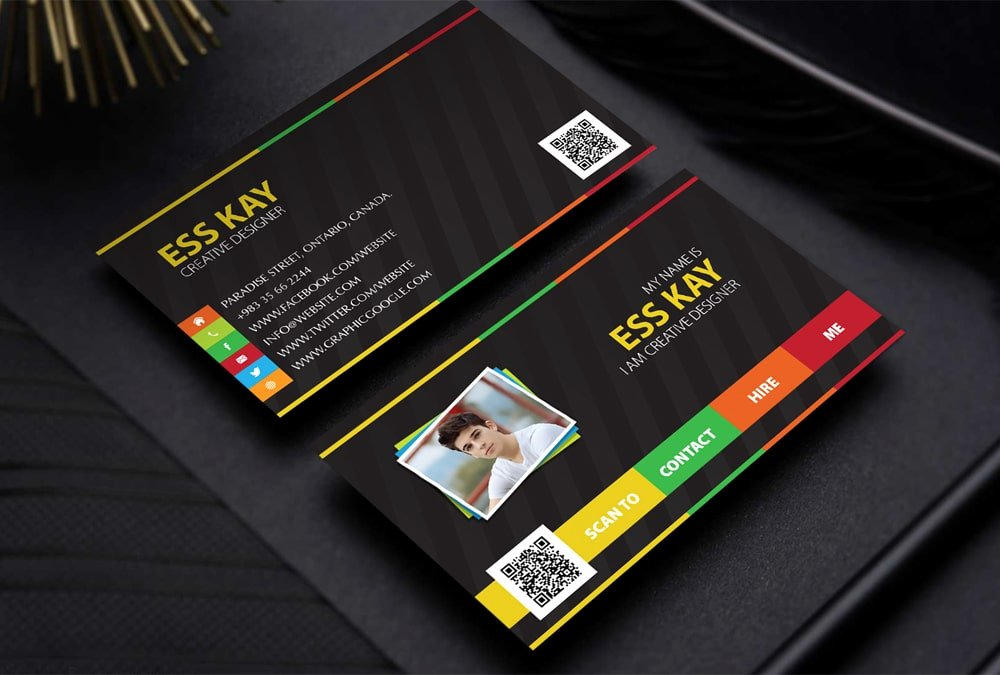Personal Business Cards Template Fresh 100 Free Business Cards Psd the Best Of Free Business Cards