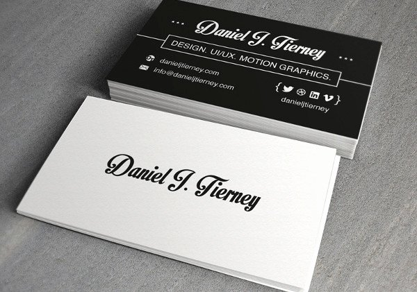 Personal Business Cards Template Inspirational 8 Personal Card Templates Psd Ai Vector Eps