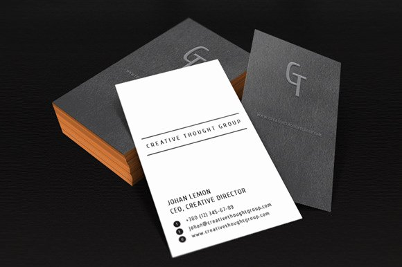 Personal Business Cards Template Inspirational Personal Business Card Business Card Templates On