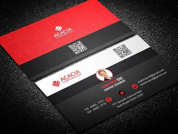 Personal Business Cards Template Luxury Personal Business Card Business Card Templates