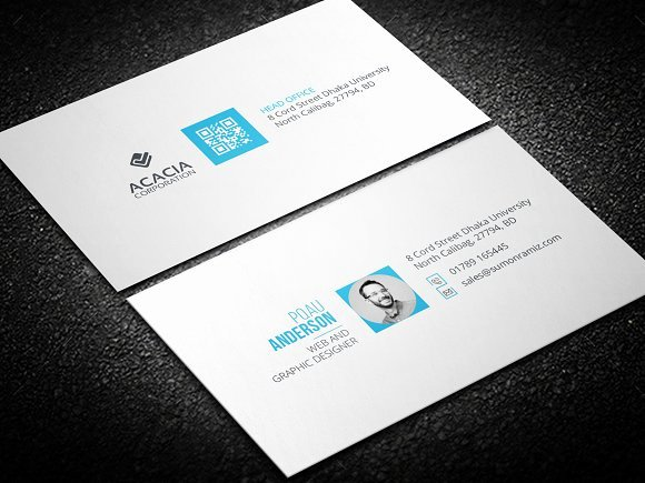 Personal Business Cards Template Unique Personal Business Card Business Card Templates