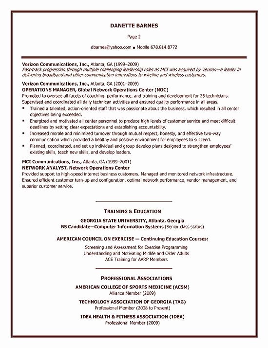 Personal Trainer Resume Template Awesome Personal Trainer Resume Example Sample