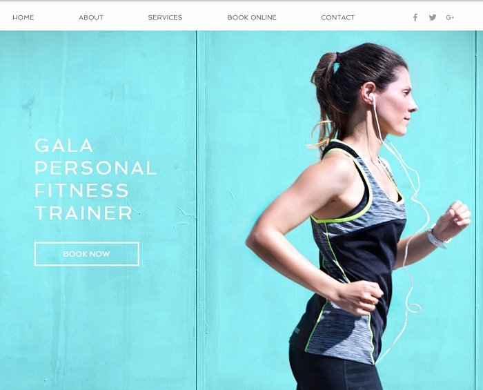 Personal Trainer Website Template Best Of 20 Beautiful Health and Beauty Website Templates