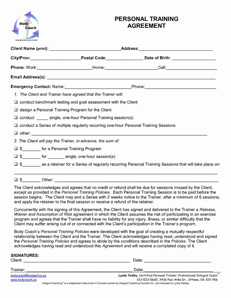 Personal Training Contract Template Fresh A Legjobb 183 ötlet A Pinteresten A Következővel