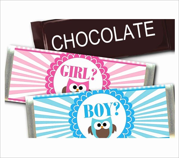 Personalized Candy Wrapper Template Elegant 7 Sample Printable Candy Bar Wrapper Templates