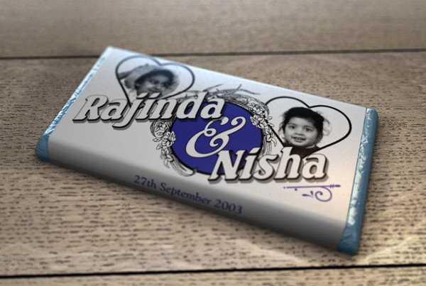 Personalized Candy Wrapper Template Unique 10 Chocolate Wrapper Templates Free Sample Example