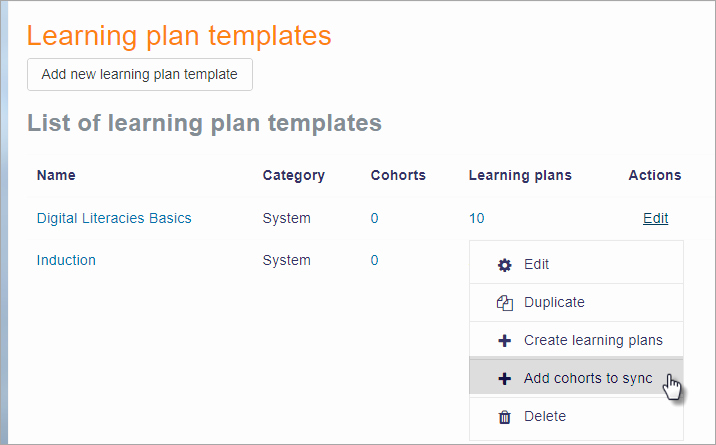 Personalized Learning Plan Template Best Of Learning Plans Moodledocs