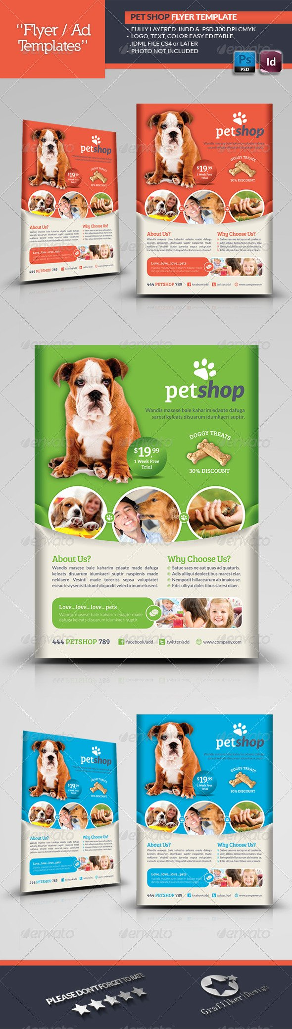 Pet Adoption Flyer Template Fresh Pet Care Banners Psd Templates and Animal Shelter Pet