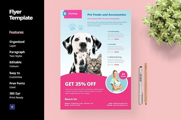 Pet Adoption Flyer Template New Dog Adoption Flyer Template Yourweek Aa57a7eca25e