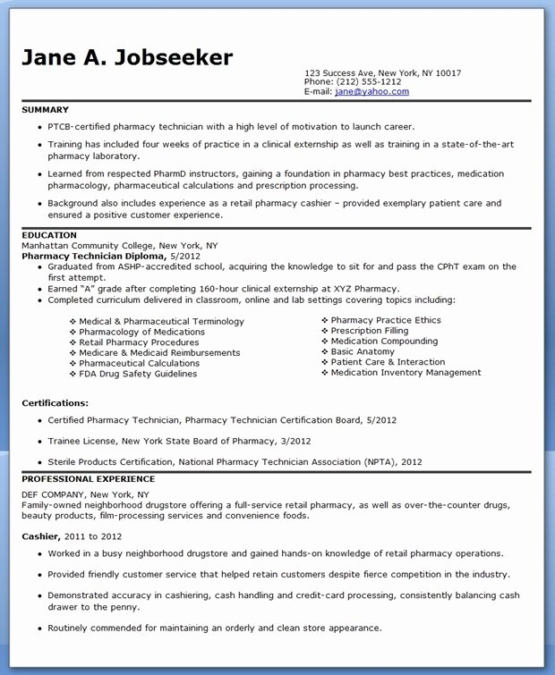 Pharmacy Technician Resume Template Elegant Surgical Tech Cover Letter with No Experience