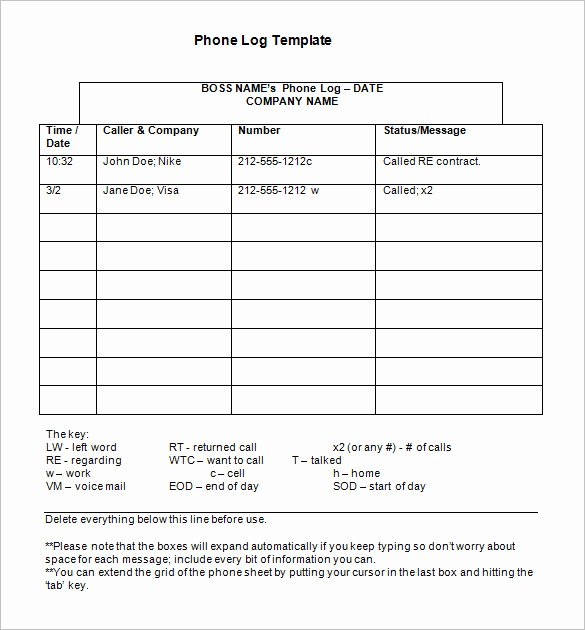 Phone Message Log Template Luxury 21 Phone Message Templates Pdf Doc