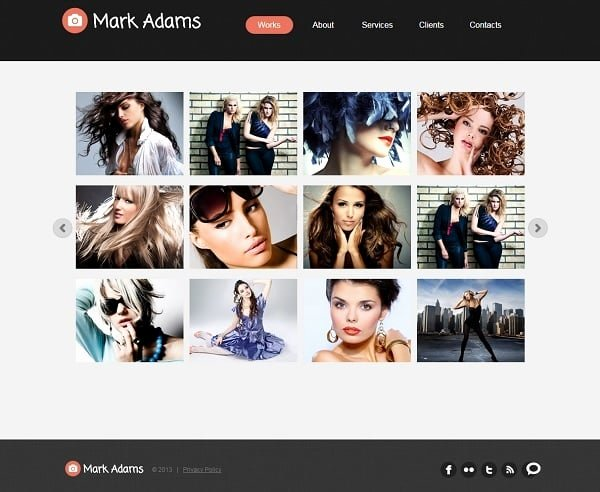 Photo Gallery Website Template Elegant 37 Free Jquery Grid Gallery Plugins for Your Designs