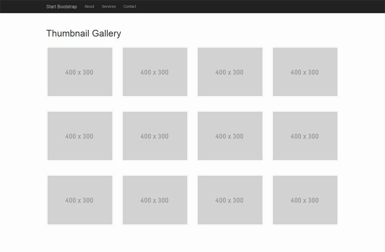 Photo Gallery Website Template Fresh 14 Free E Merce Templates Gallery E