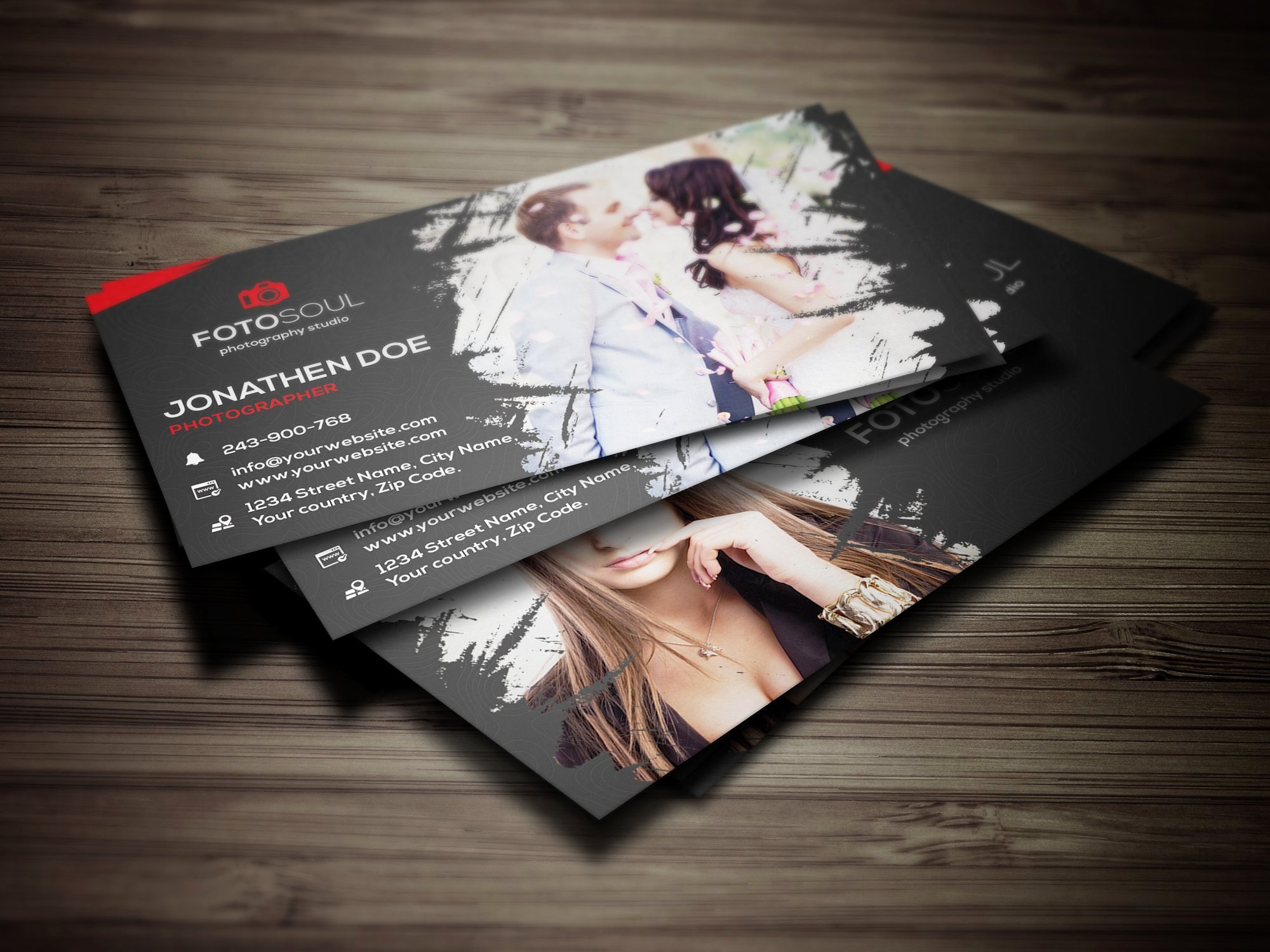 Photographer Business Card Template Elegant Graphy Business Card 13 Business Card Templates