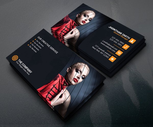 Photography Business Card Template Fresh Free Psd Files & Psd Mockup Templates Freebies