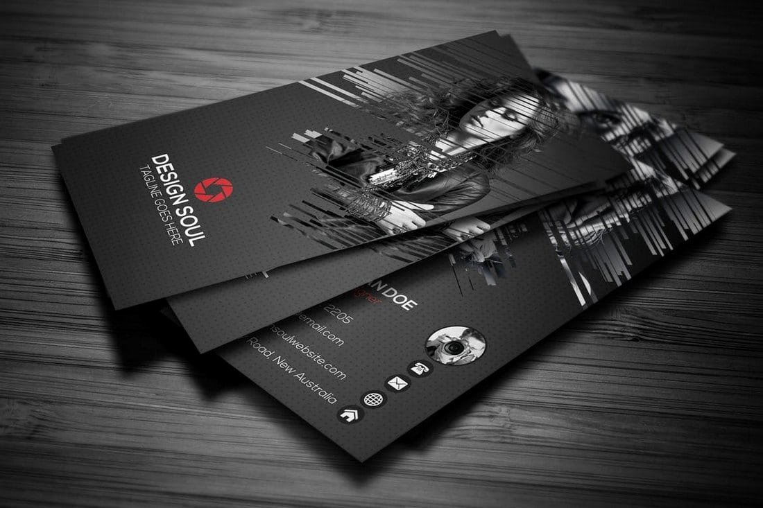 Photography Business Card Template Unique Graphy Business Cards 20 Templates & Ideas