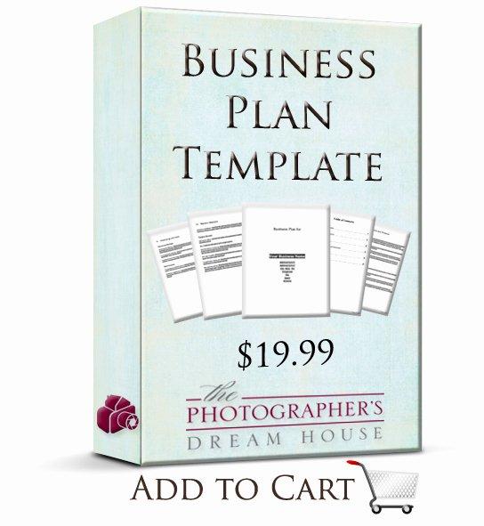 Photography Business Plan Template Unique Graphy Business Plan Template Grapher S Dream
