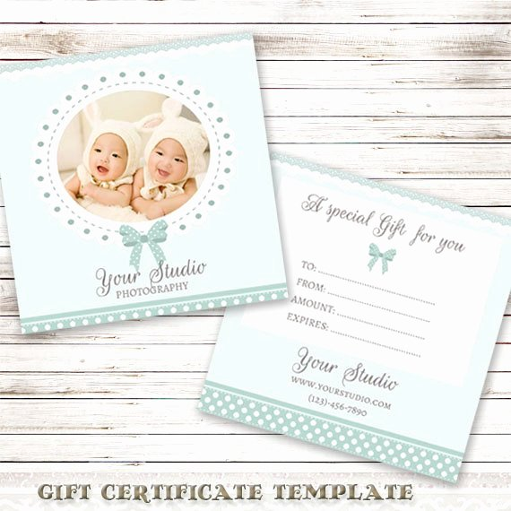 Photography Gift Certificate Template New Graphy Gift Certificate Template for Graphers Gift