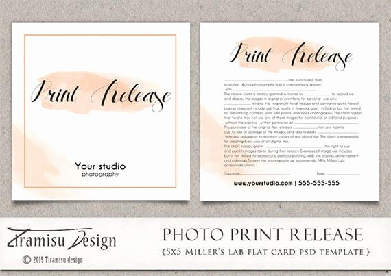 Photography Print Release Template Best Of Graphy Print Release Shop Template by Tiramisudesign