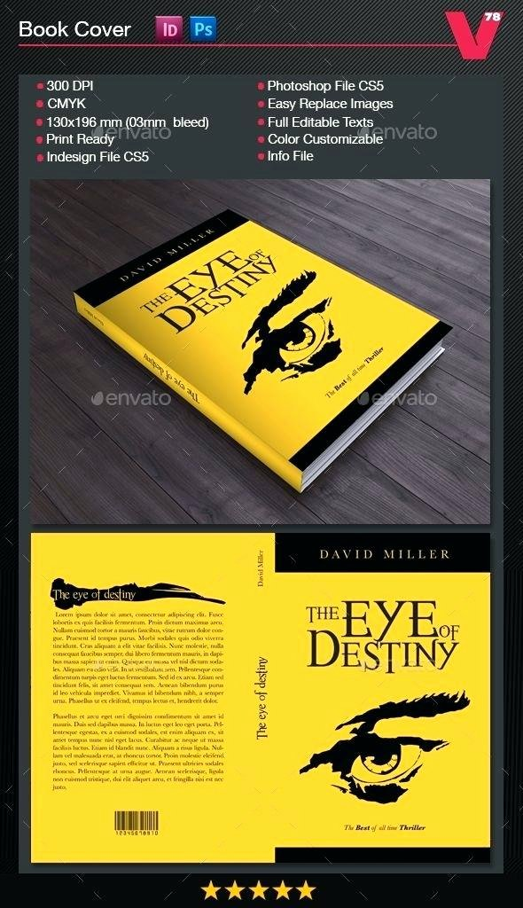 Photoshop Book Cover Template Luxury Book Cover Template Shop Create You A Custom Template