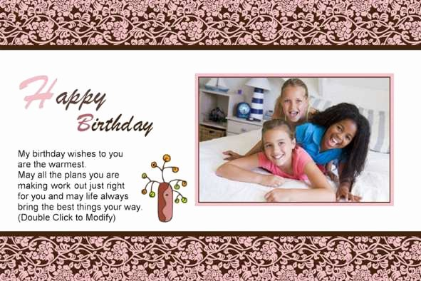 Photoshop Greeting Card Template Beautiful Birthday Greeting Card Templates for Photoshop Happy