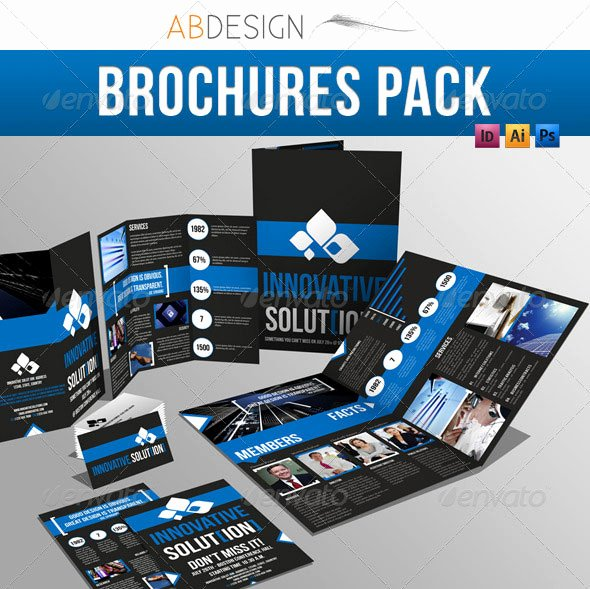Photoshop Trifold Brochure Template Best Of 14 Creative 3 Fold Shop Indesign Brochure Templates