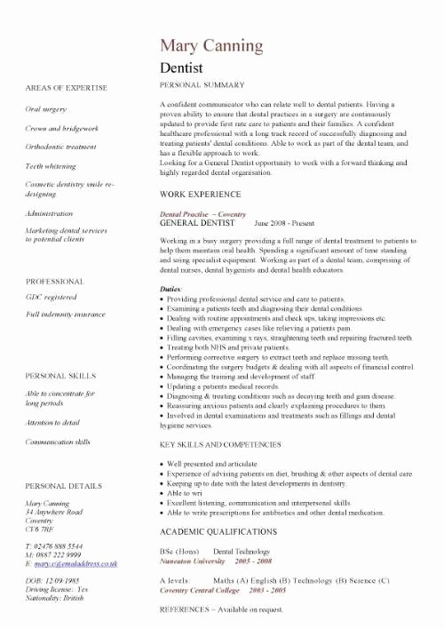 Physician Cv Template Word Awesome Medical Resume Template