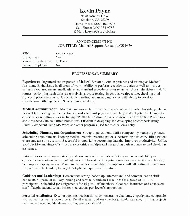 Physician Cv Template Word New Medicine Resume Template Physician Internal Doctors Sample