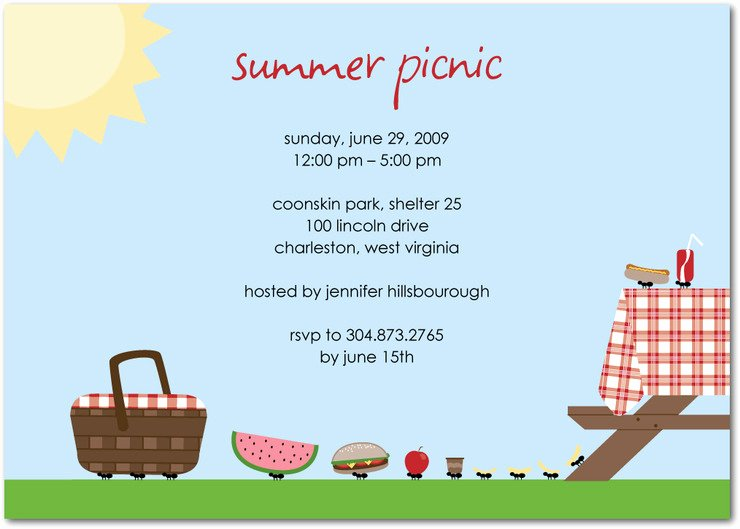 Picnic Invitation Template Free Awesome Cupcakes Kisses N Crumbs Picnic Party