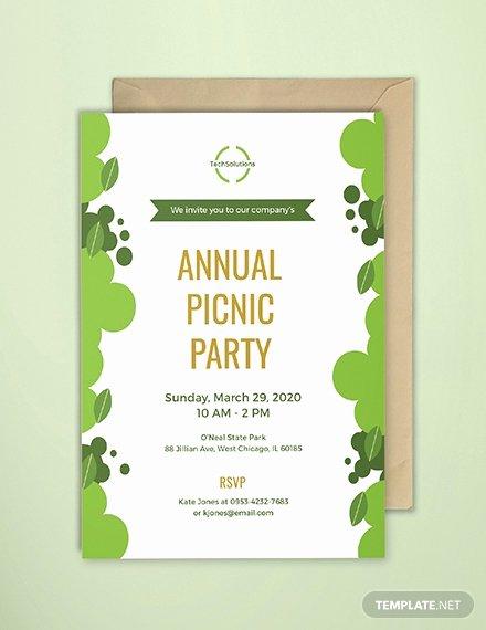 Picnic Invite Template Free Luxury Free Fice Picnic Invitation Template Download 508