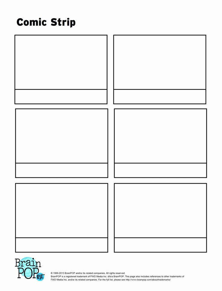 Picture Book Template Printable Inspirational Write Sequence and Illustrate A Story Using This Blank