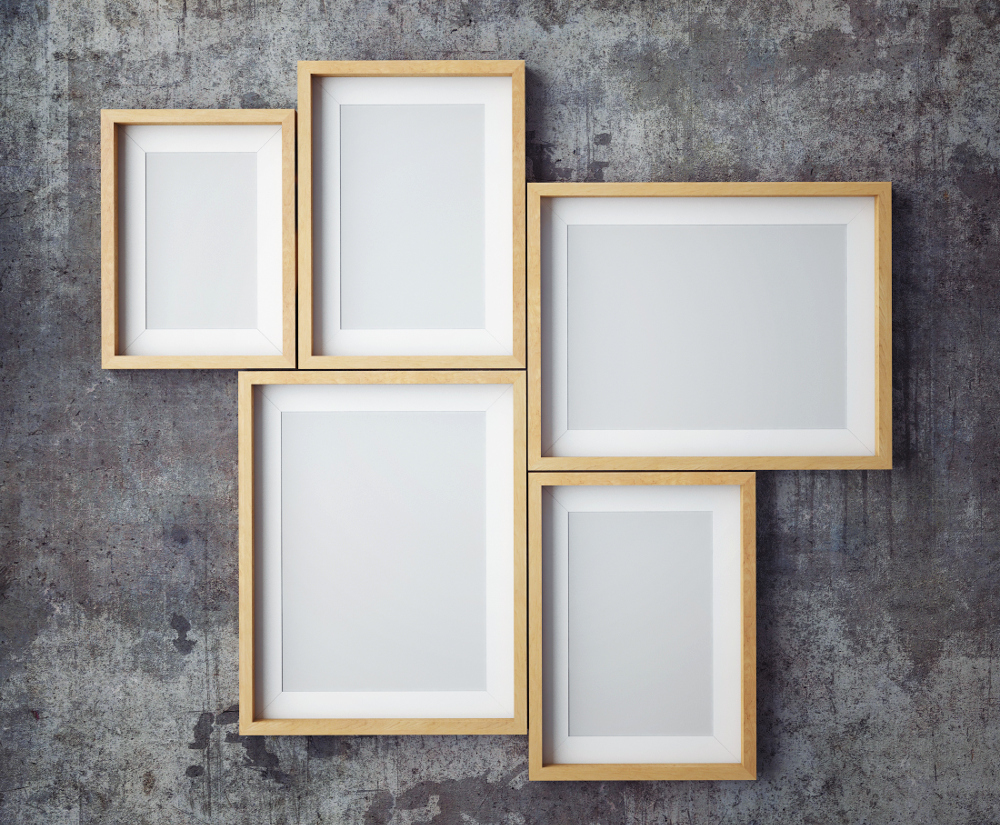 Picture Frame Collage Template Elegant 5 Design Tips for Condo Hanging