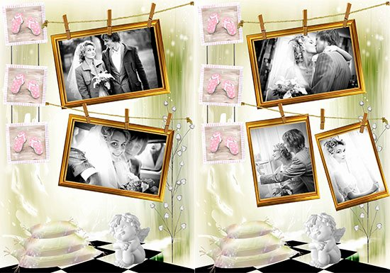 Picture Frame Collage Template Fresh Collage Templates