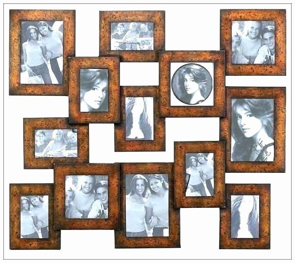 Picture Frame Collage Template Inspirational Wall Picture Frame Collage Kit Template