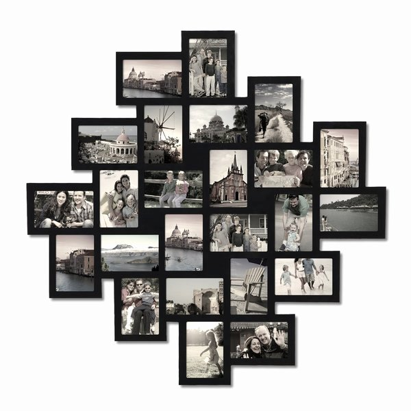 Picture Frame Collage Template Lovely Collage Picture Frames You Ll Love