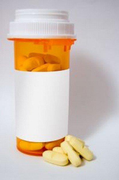 Pill Bottle Label Template Fresh Prescription Bottle Blank Label