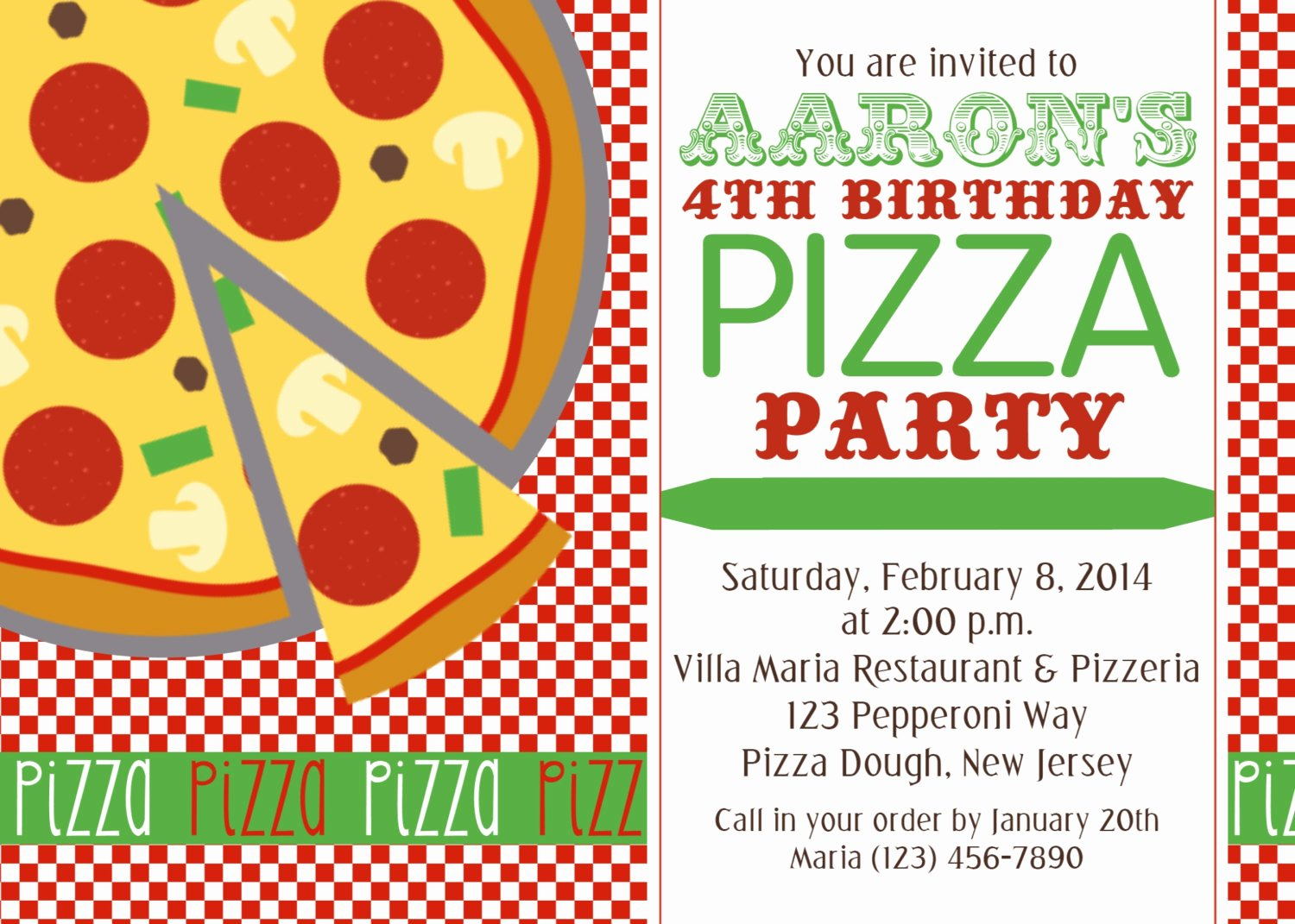 Pizza Party Invitation Template New Chandeliers & Pendant Lights